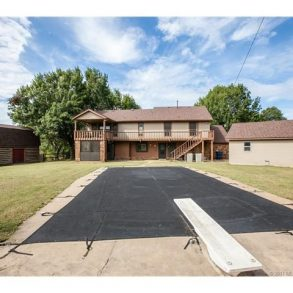 One Acre Wooded Lot | Owasso