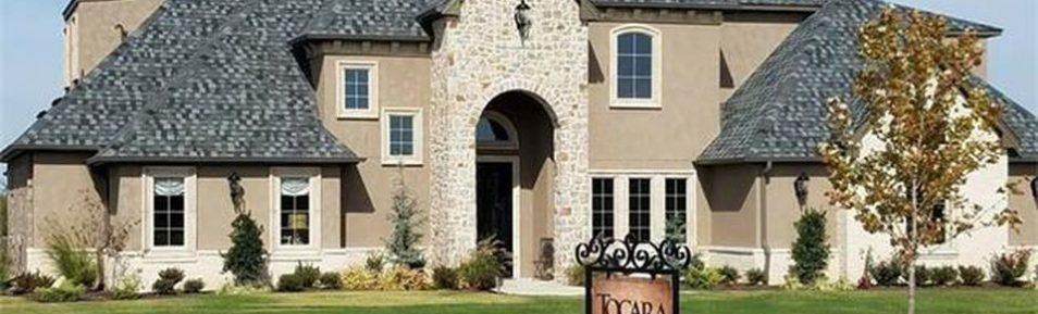 Stone Canyon Model Home
