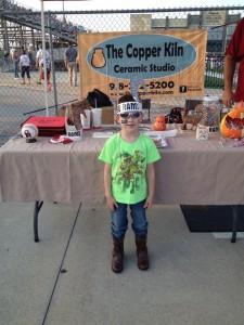 Copper Kiln Giving Back