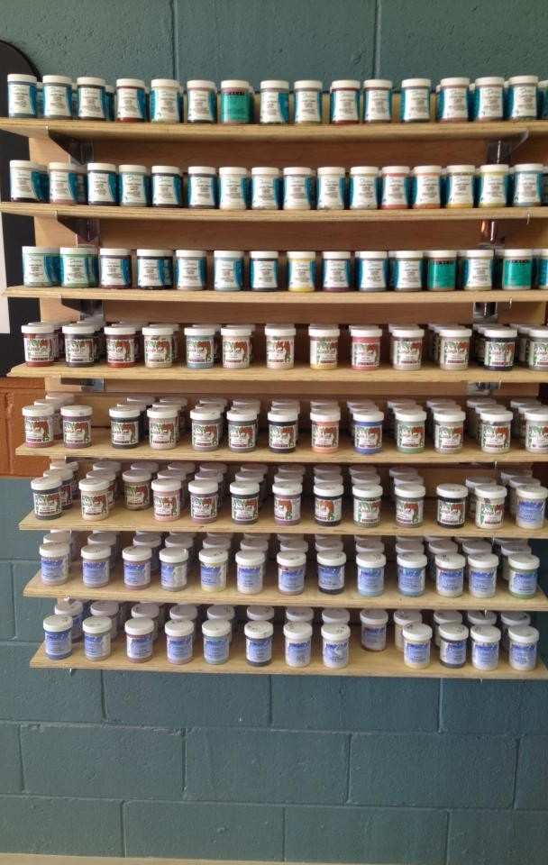 Choose From a Wide Variety of Paints